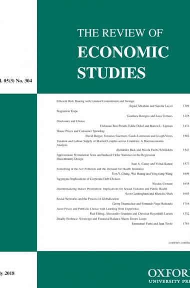 Pecuniary Externalities in Economies with Financial Frictions